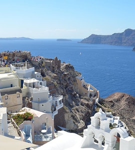 Best cities to visit in Greece