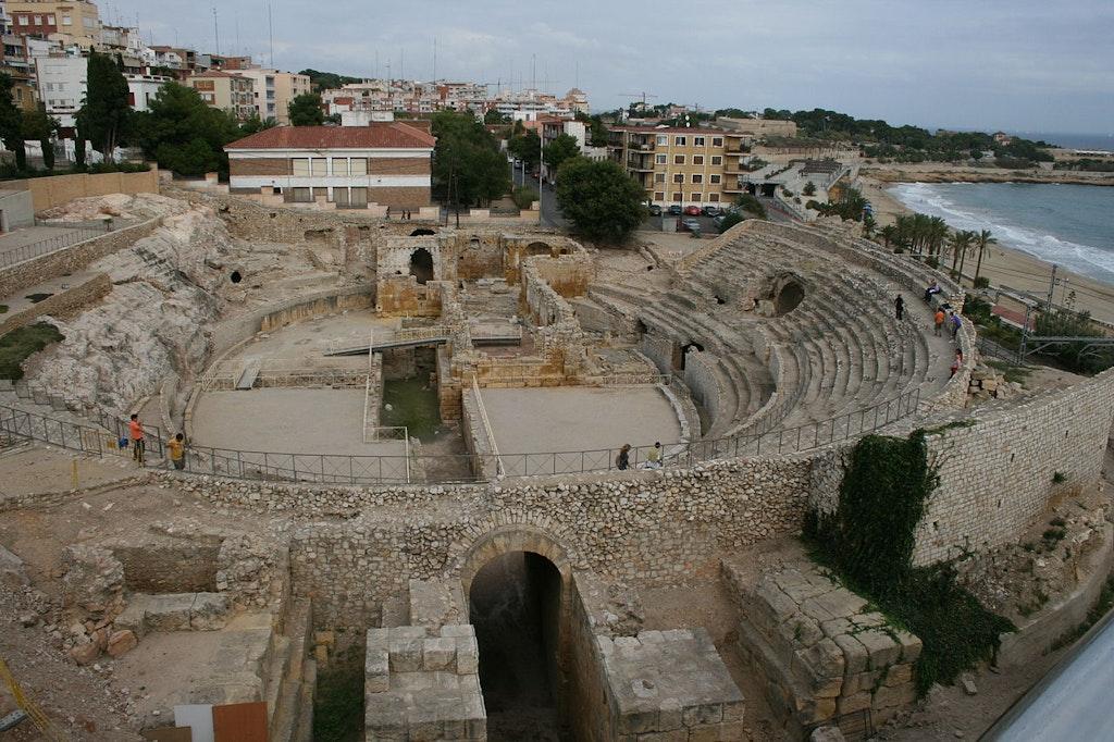 Roman Tarragona