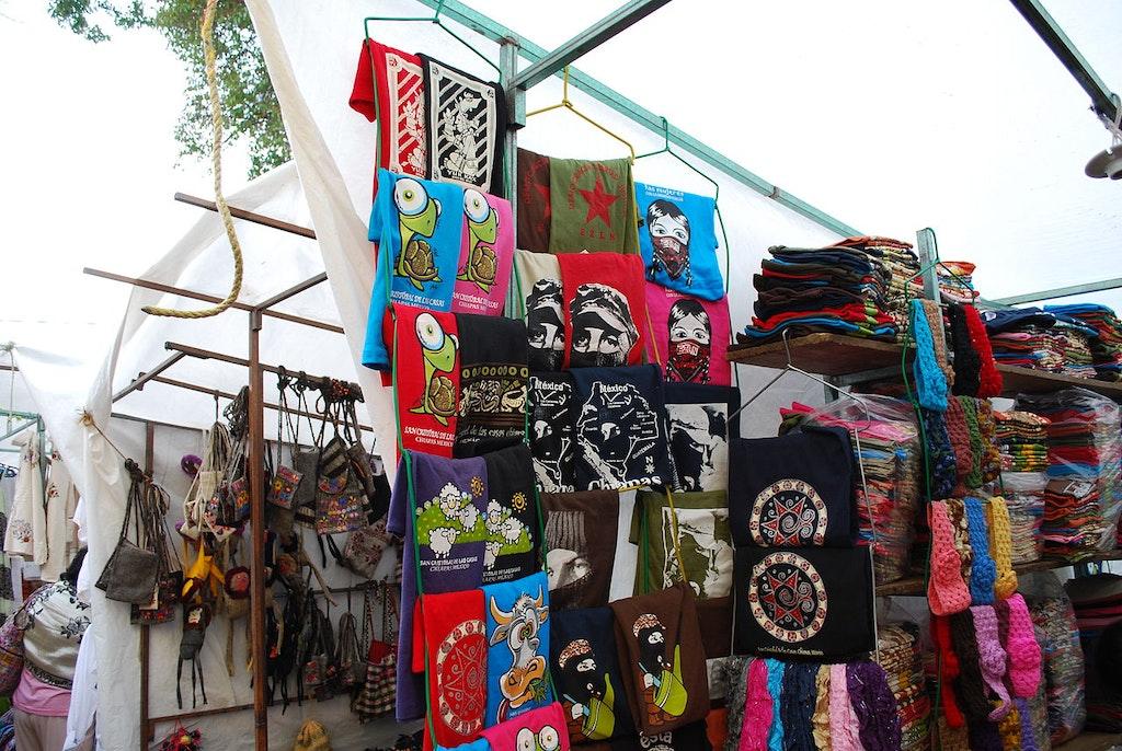 Las Chapas Market