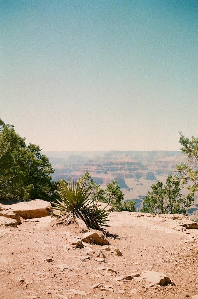rocky terrain of Arizona