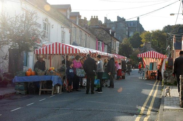 Monday Street Market