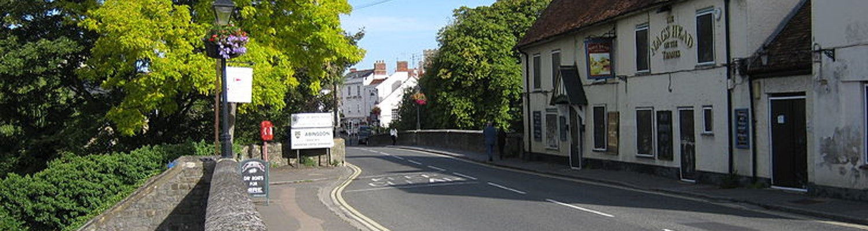 Abingdon in United Kingdom