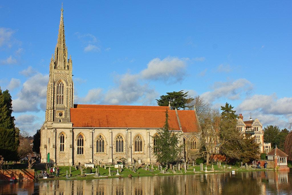 All Saints' Church, Marlow