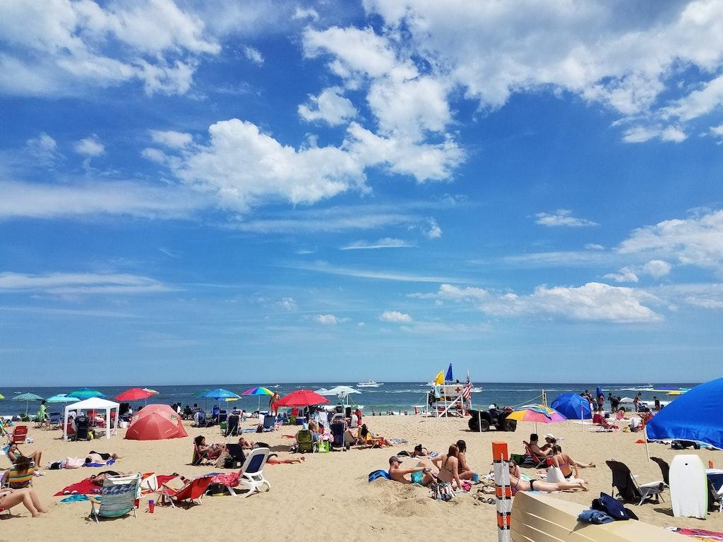Asbury Park Beach
