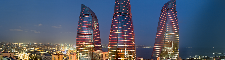 Azerbaijan Flame Towers
