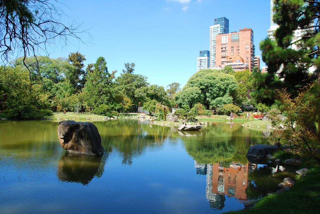 Buenos Aires Japanese Garden