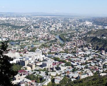Georgia city view