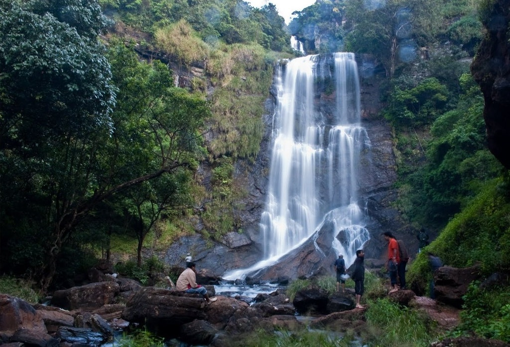 Hebbe Falls, Chikmagalur
