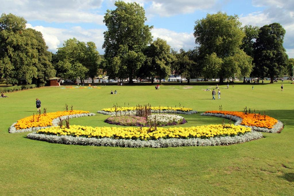 Higginson park at Marlow