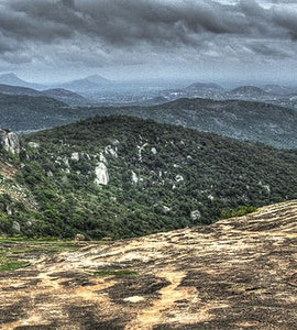 Horsley Hills in Andhra Pradesh