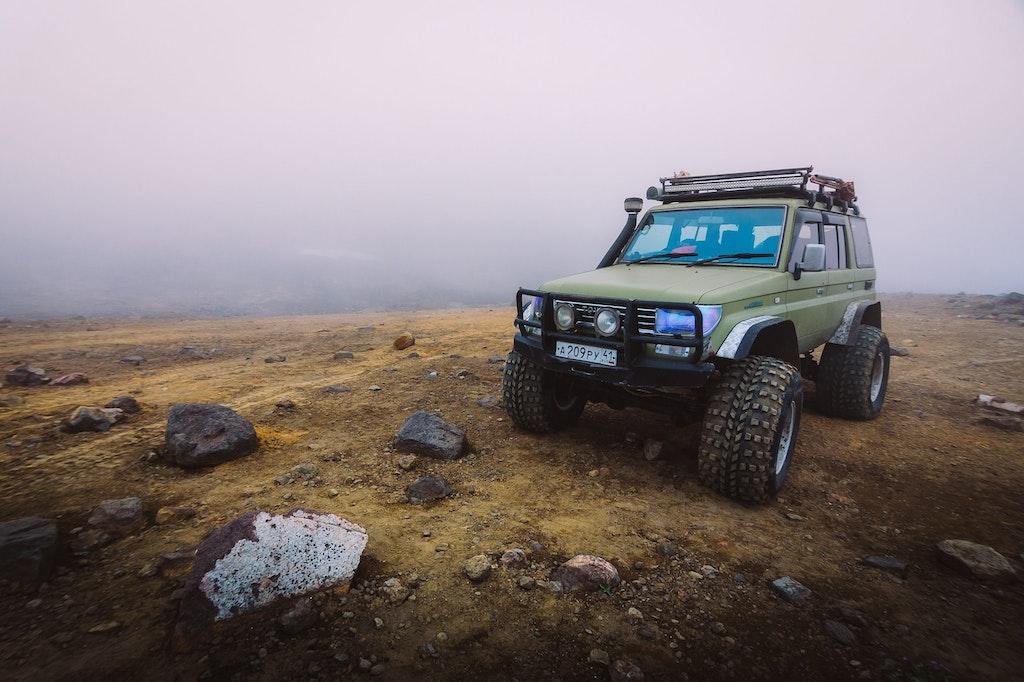 Adventure Jeep Tour