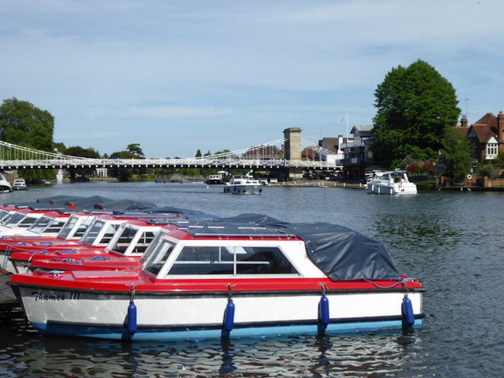 Marlow boat trips