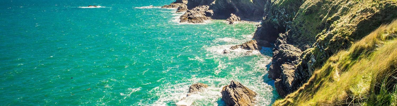 Coast of Newquay
