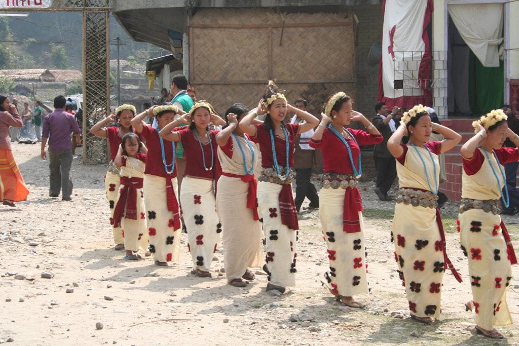 Nyokum festival