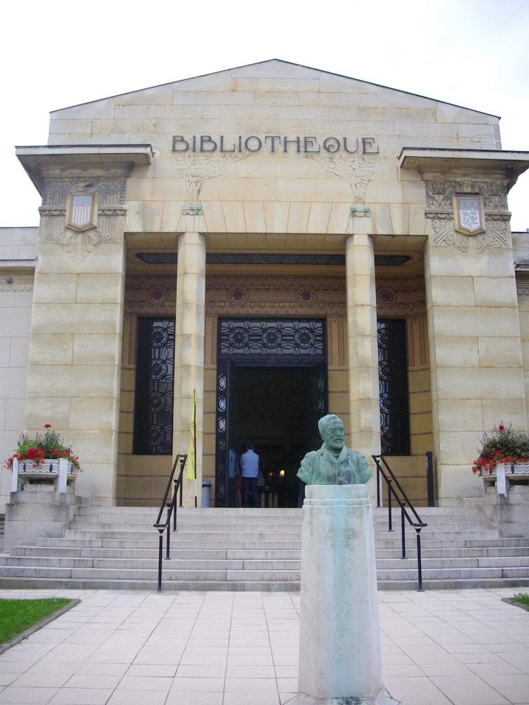 Bibliotheque Carnegie