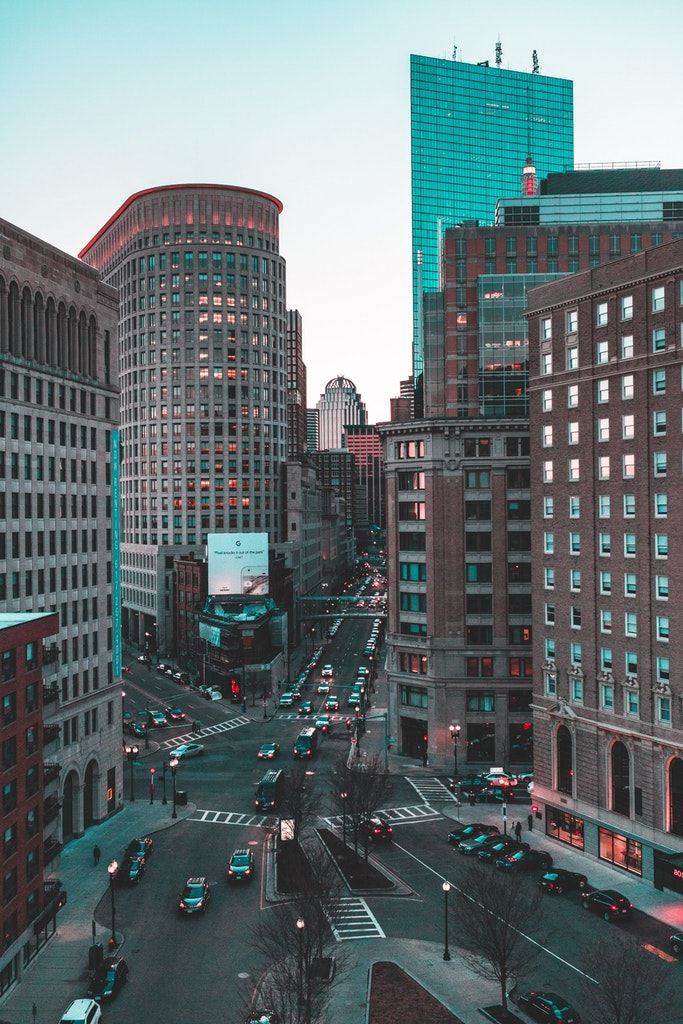 Boston, The US