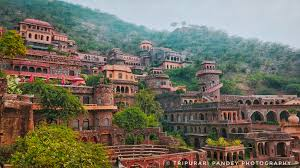 alwar fort in Rajasthan