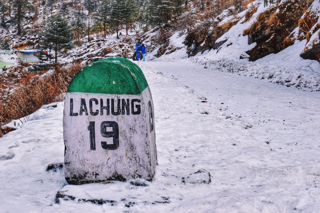 places to visit in North Sikkim