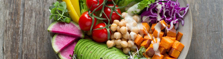 Vegetarian and Vegan Restaurants in Tbilisi