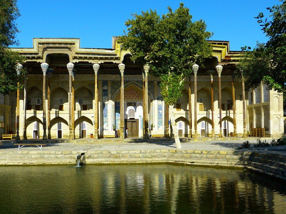 Get the E Visa to Uzbekistan to visit this amazing Architecture