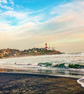A stunning click in Kovalam