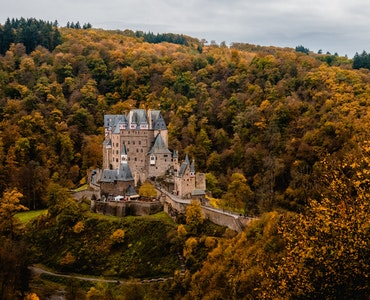 A stunning click of Castle Eltz