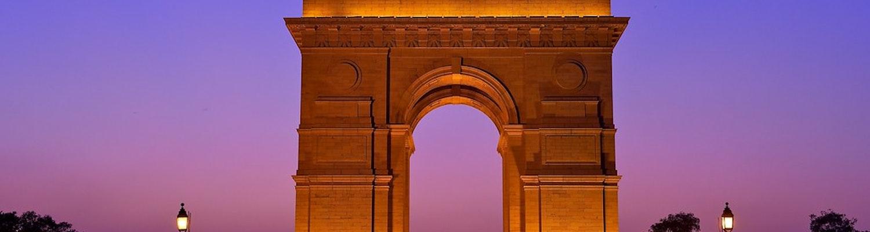 India Gate in Delhi