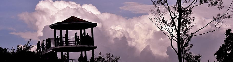 Pagoda Point in Yercaud