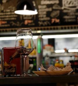 A bar in Casco Viejo