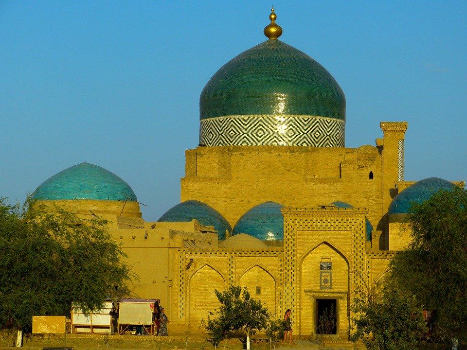 Khiva at Uzbekistan