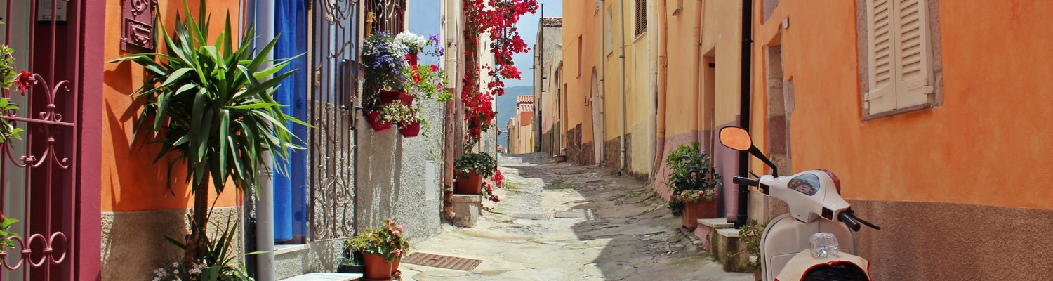 A street in Italy