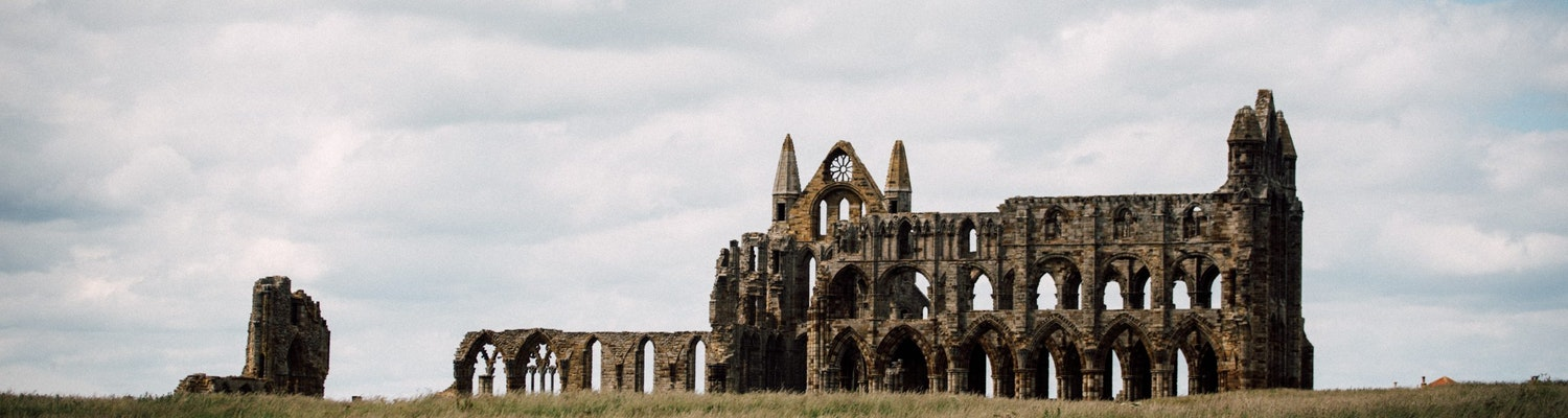 A stunning click of Whitby Abbey