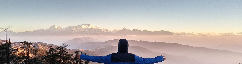 Trek in Chatakpur