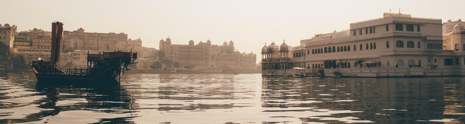 A City of lakes: Udaipur