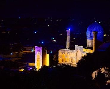 Uzbekistan Night