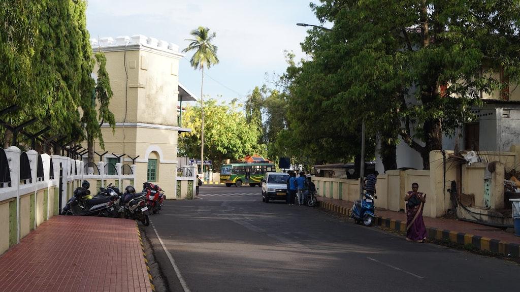 Outside Cellular Jail