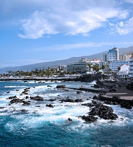 Resorts of Tenerife