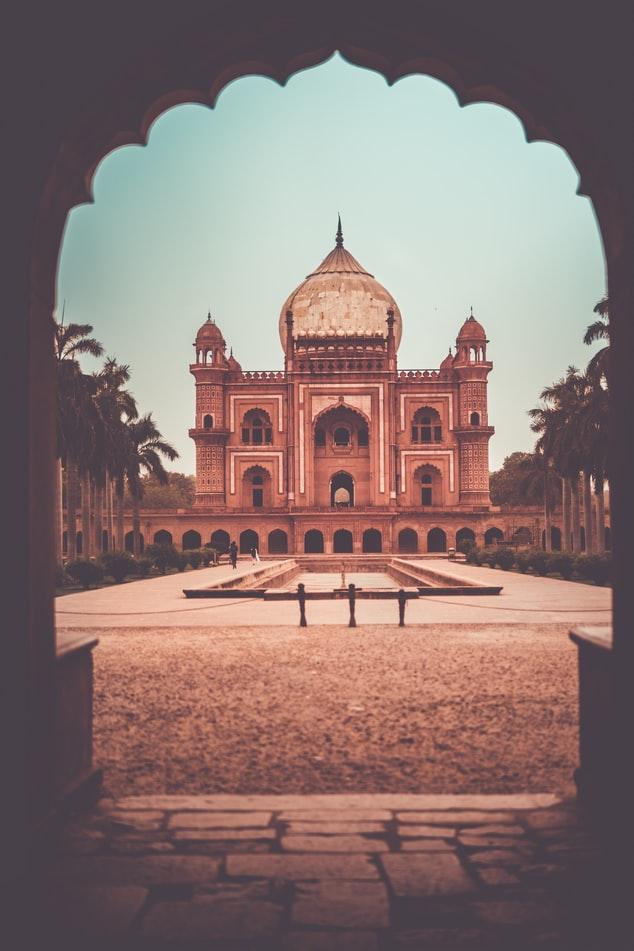 Safdarjung tomb in Delhi