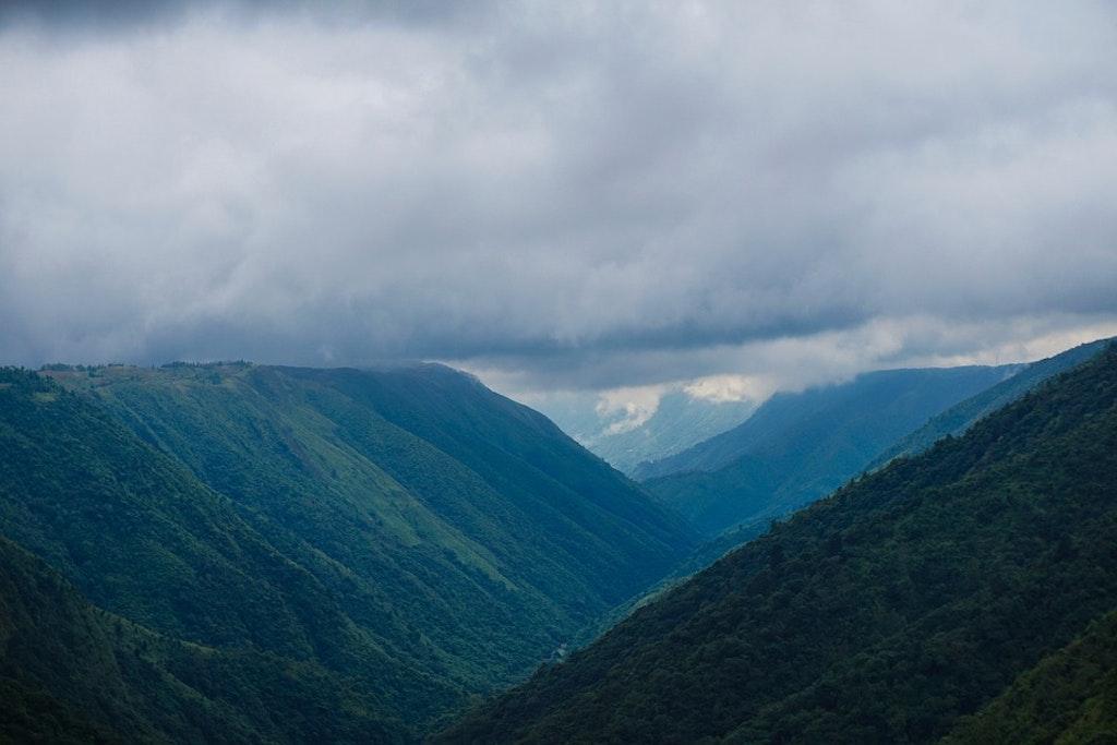 Winter season at Shillong