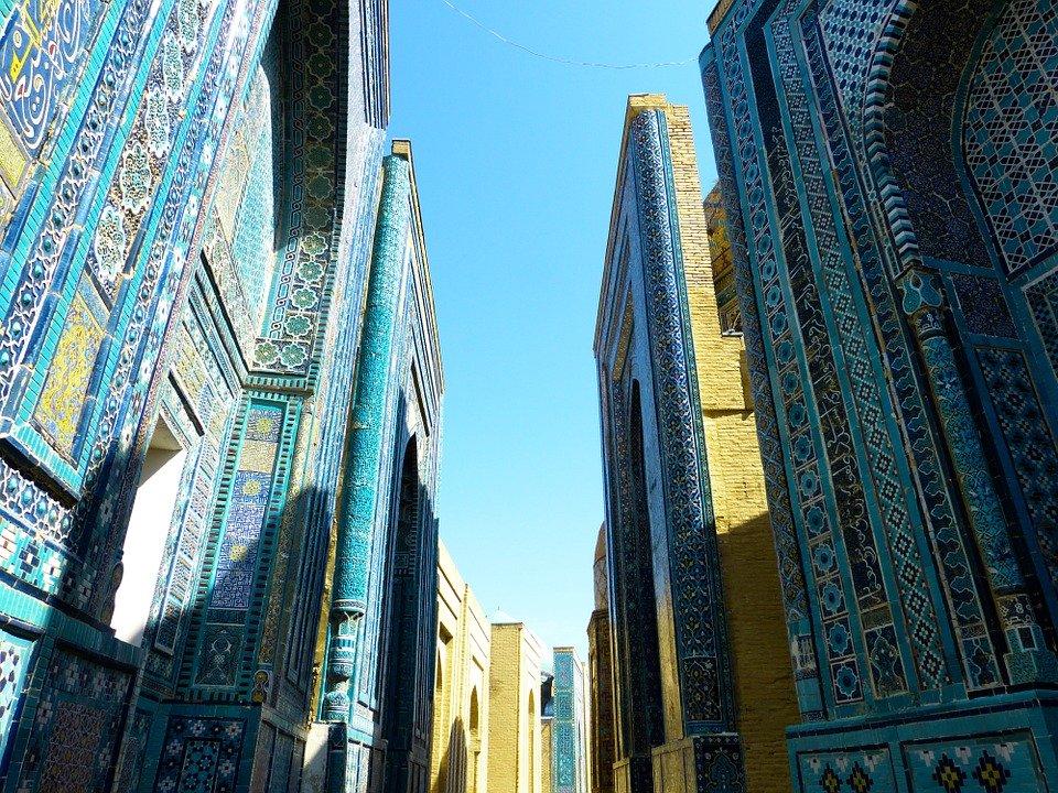 Uzbekistan Necropolis