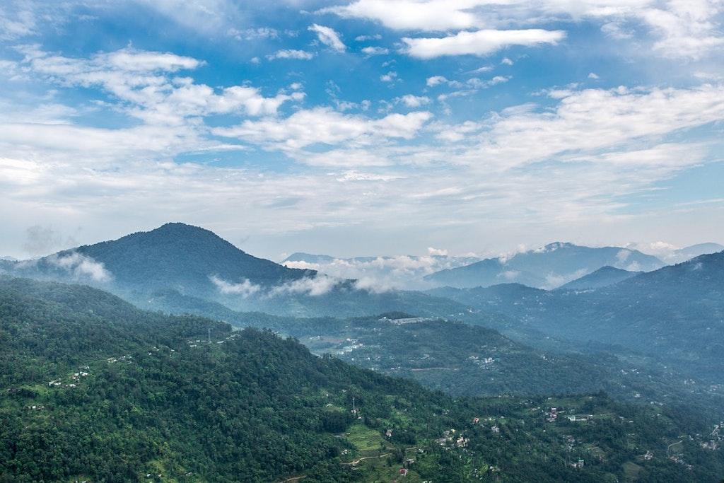View From Batasia Loop