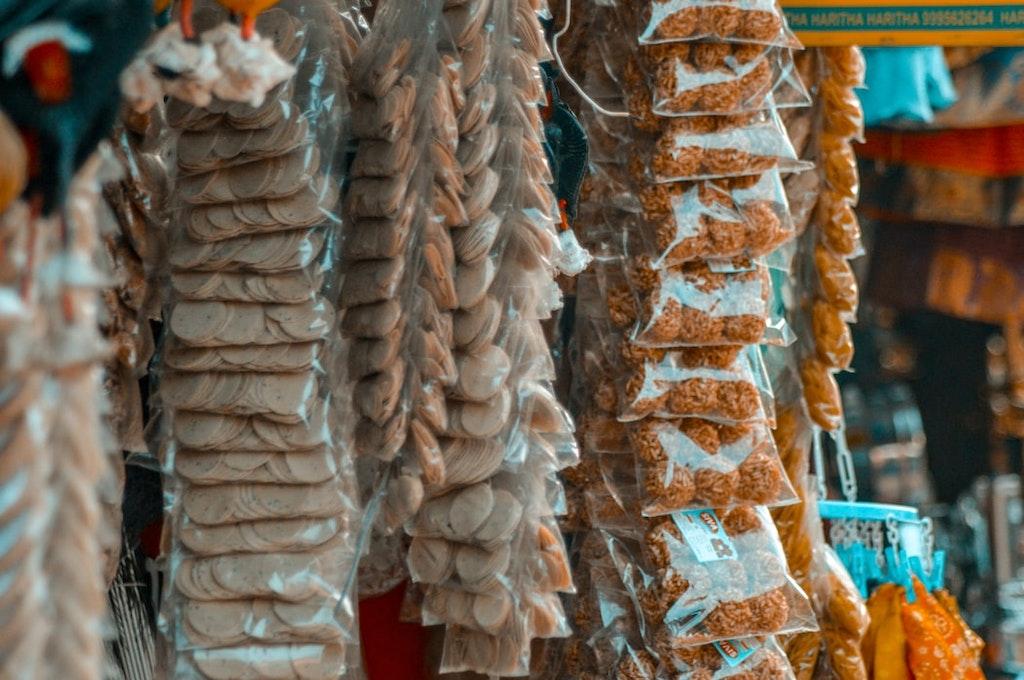 local snacks