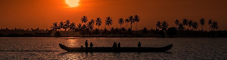 Cherai Beach Sunset