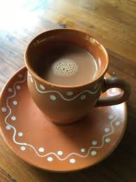 Masala tea served in a cup