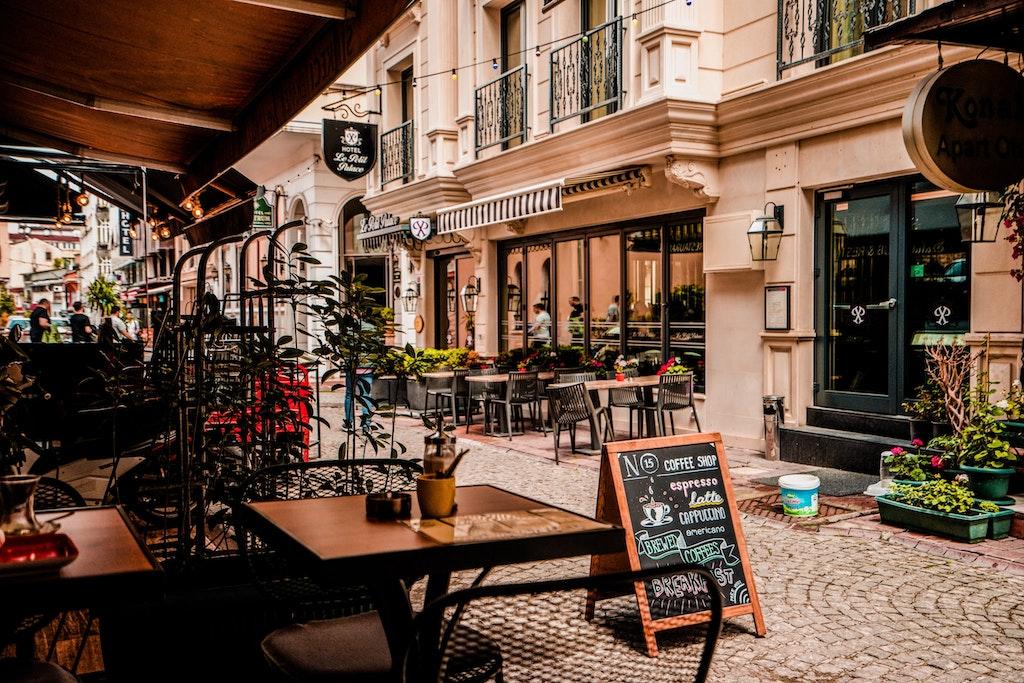 Cafe Leila