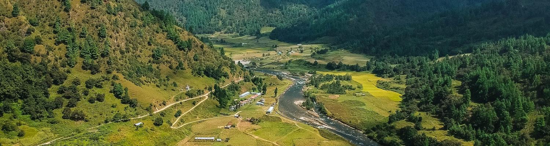 Sangti Valley in Arunachal Pradesh