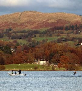 Windermere Water Skiing Lake
