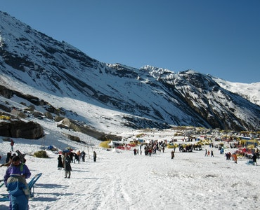 Shimla Manali Itinerary