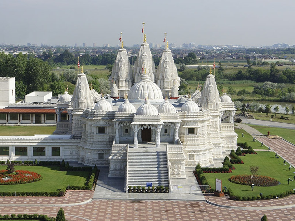 BAPS Shri Swami Narayan Mandir
