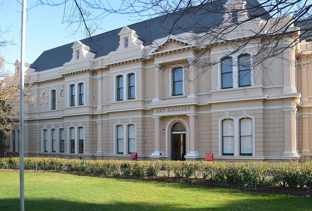 Queen Victoria Museum & Art Gallery in Launceston